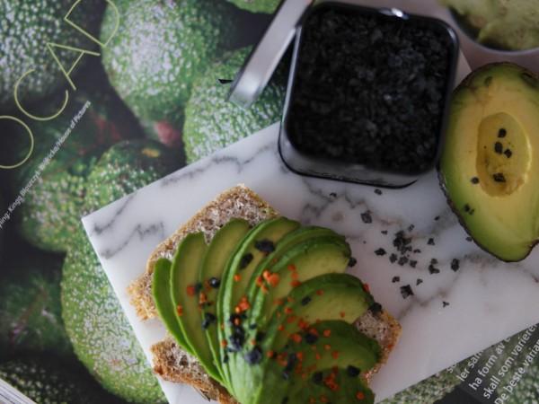 Avo Toast – Blogger Toasten