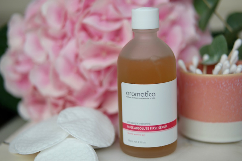 Aromatica Rose Serum // Ladybirds Nest
