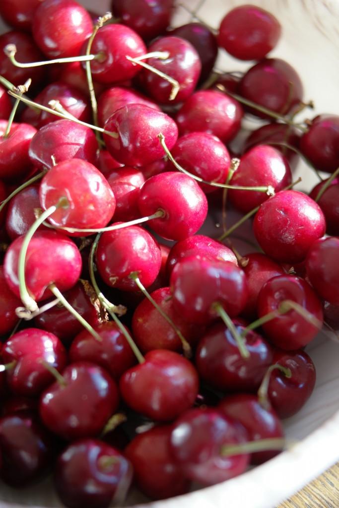 Kirsebær - sommersnack