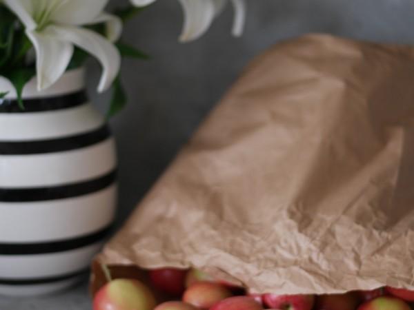 Høstens deilige epler