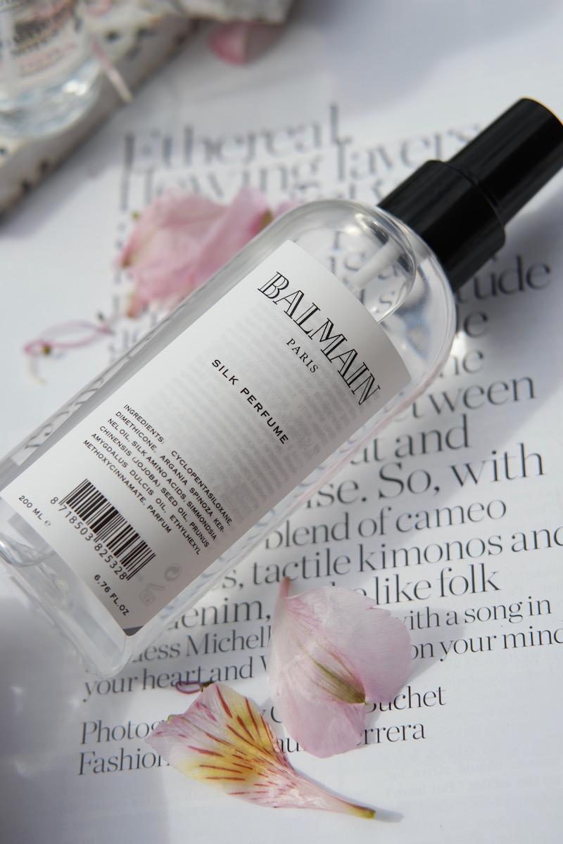 Ladybirds Fave #4 Balmain Silk Perfume