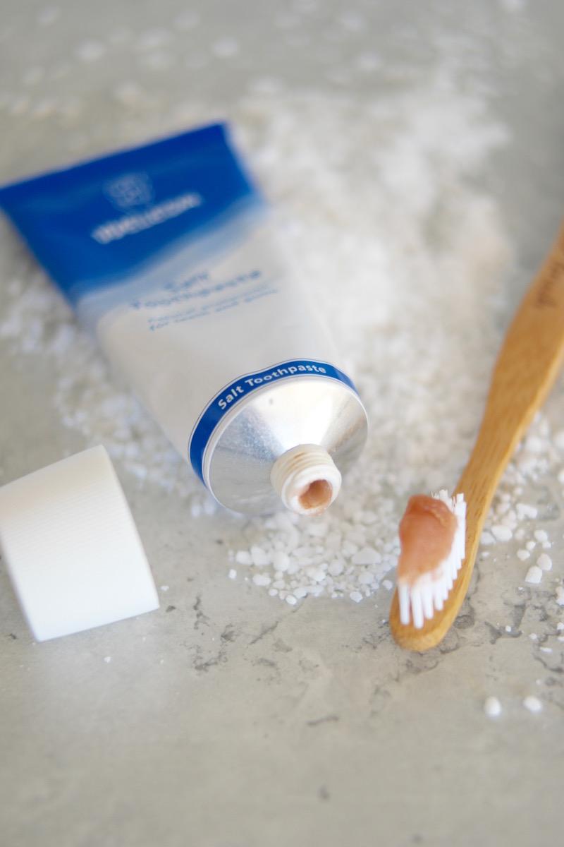 Følelsen av skikkelig rene tenner